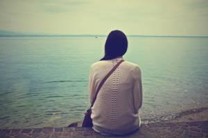 La soledad en algunos casos es buena consejera